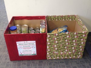 Albany Canned Food Drive