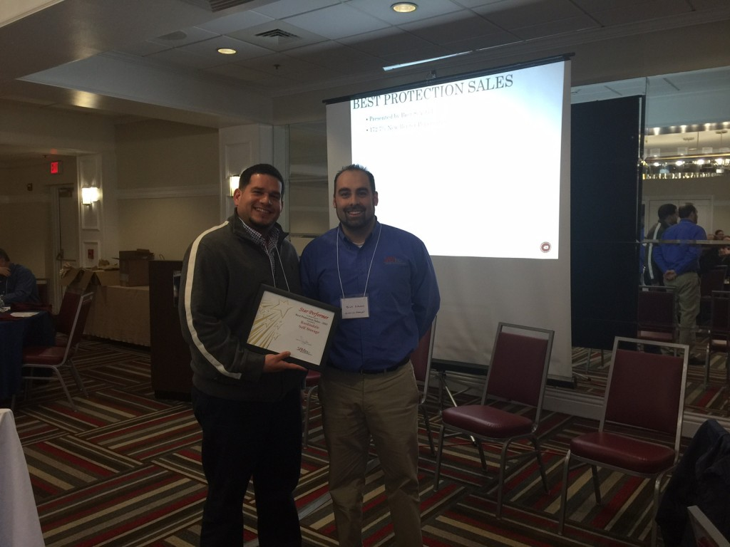 Best Protection Sales, Cesar Fuentes, Roslindale Self Storage
